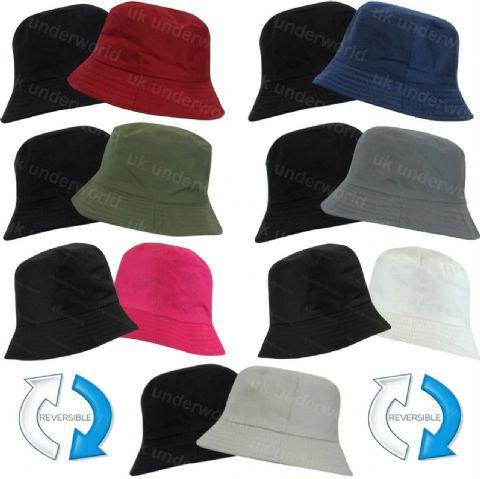 Boys Plain Summer Beanie Bush Sun Hat Childrens Floppy Summer Beach Cotton Cap